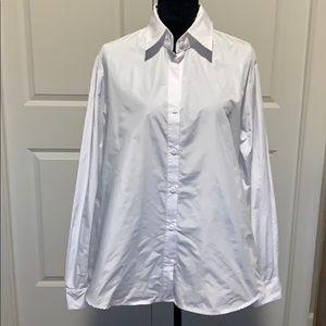FH Clothing Co White Button Down Shirt